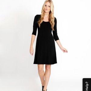 LIKE NEW Karen Kane 3/4 Sleeve A-Line Dress
